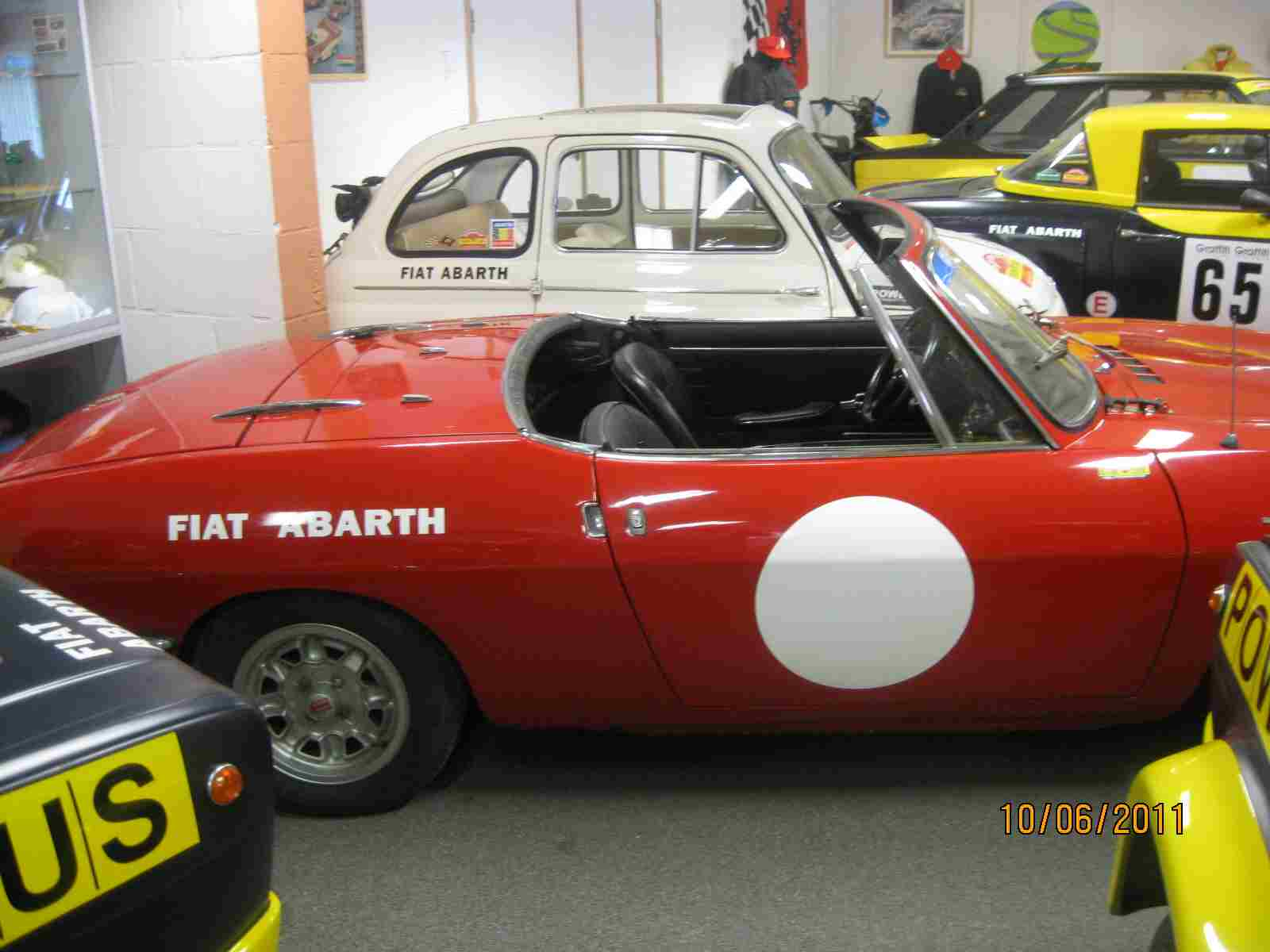 abarth museum. Black Bedroom Furniture Sets. Home Design Ideas